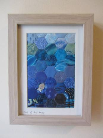 Katherine Clark - Unique, hand-stitched patchwork pictures and decorations