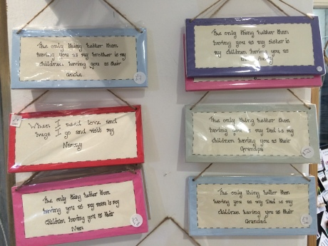 Dotty About Gifts - Decorative Plaques
