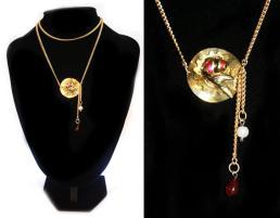 Ashleigh Boothroyd out on a limb - Jewellery
