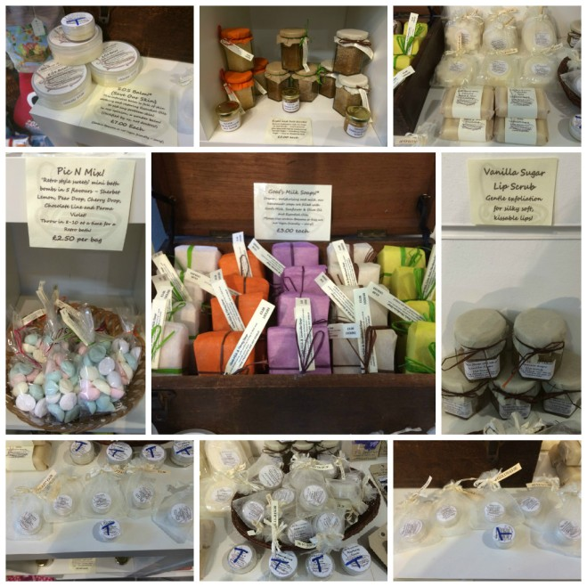 Little Shop of Lathers - Bath, Body and Shower