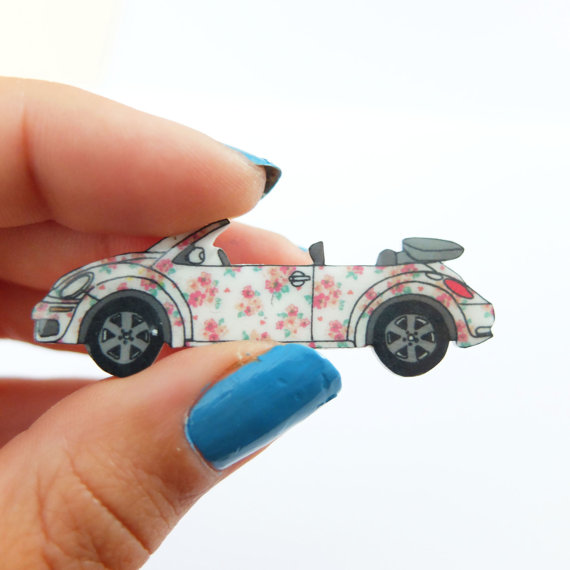 Craftevan - Nostalgic Transport inspired jewellery, accessories and stationary