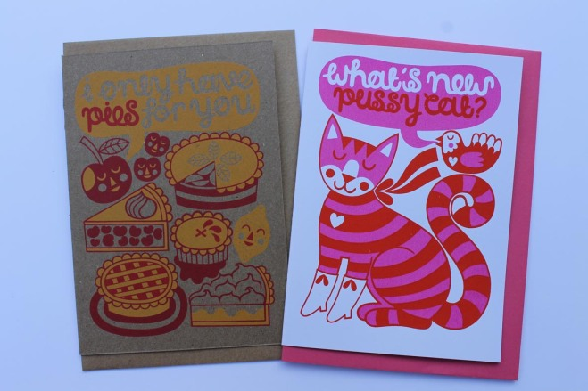 Karoline Rerrie - Illustrated Greetings Cards