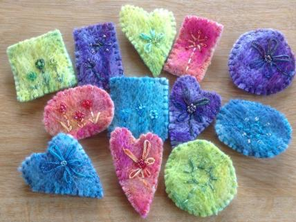 Mill House Designs/Steph's Crafty Bits - Felt/Polymer Clay Jewellery and Other Accessories