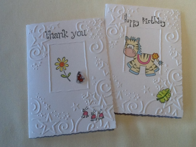 Tricia Hague - Greetings Cards and Card Craft Kits