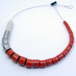Zinc White - Upcycled Jewellery